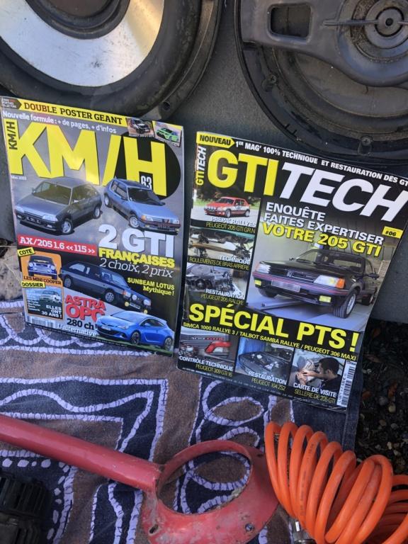 Pièces 205 GTi / Rallye  et autres 86352c10