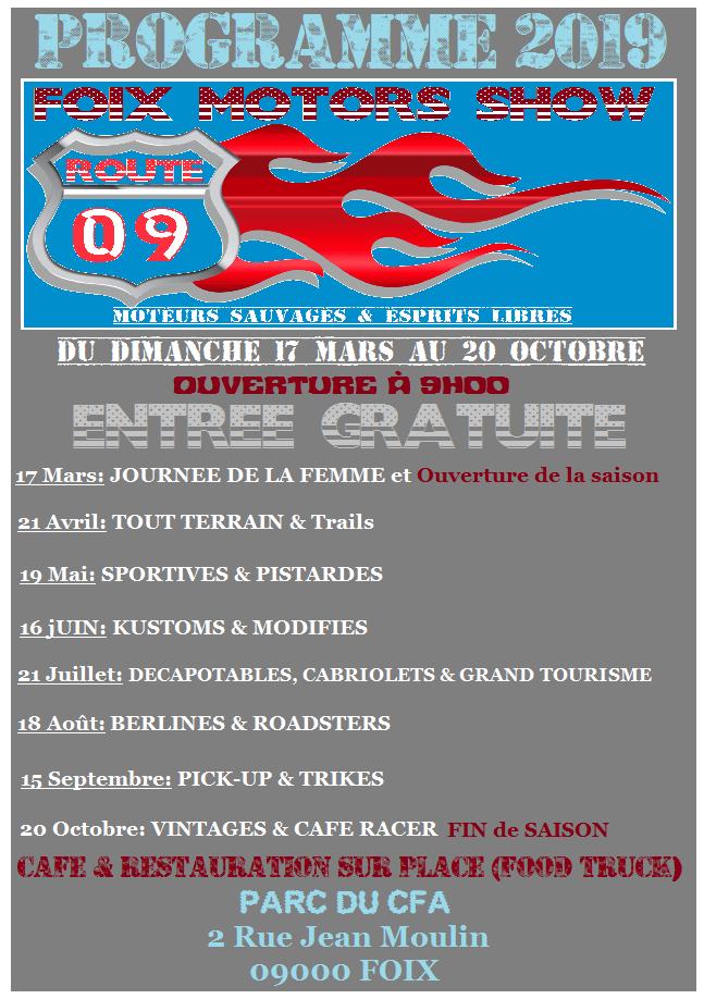 Rassemblement mensuel FOIX 09 ! FOIX motors show - Page 2 Bdb9dc10