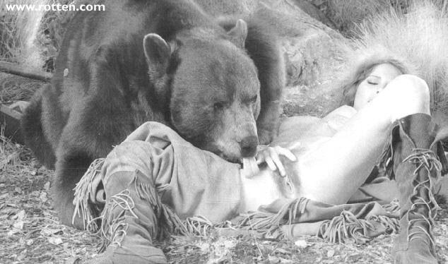 Kanada legalizirala oralni sex sa životinjama Bear-e12