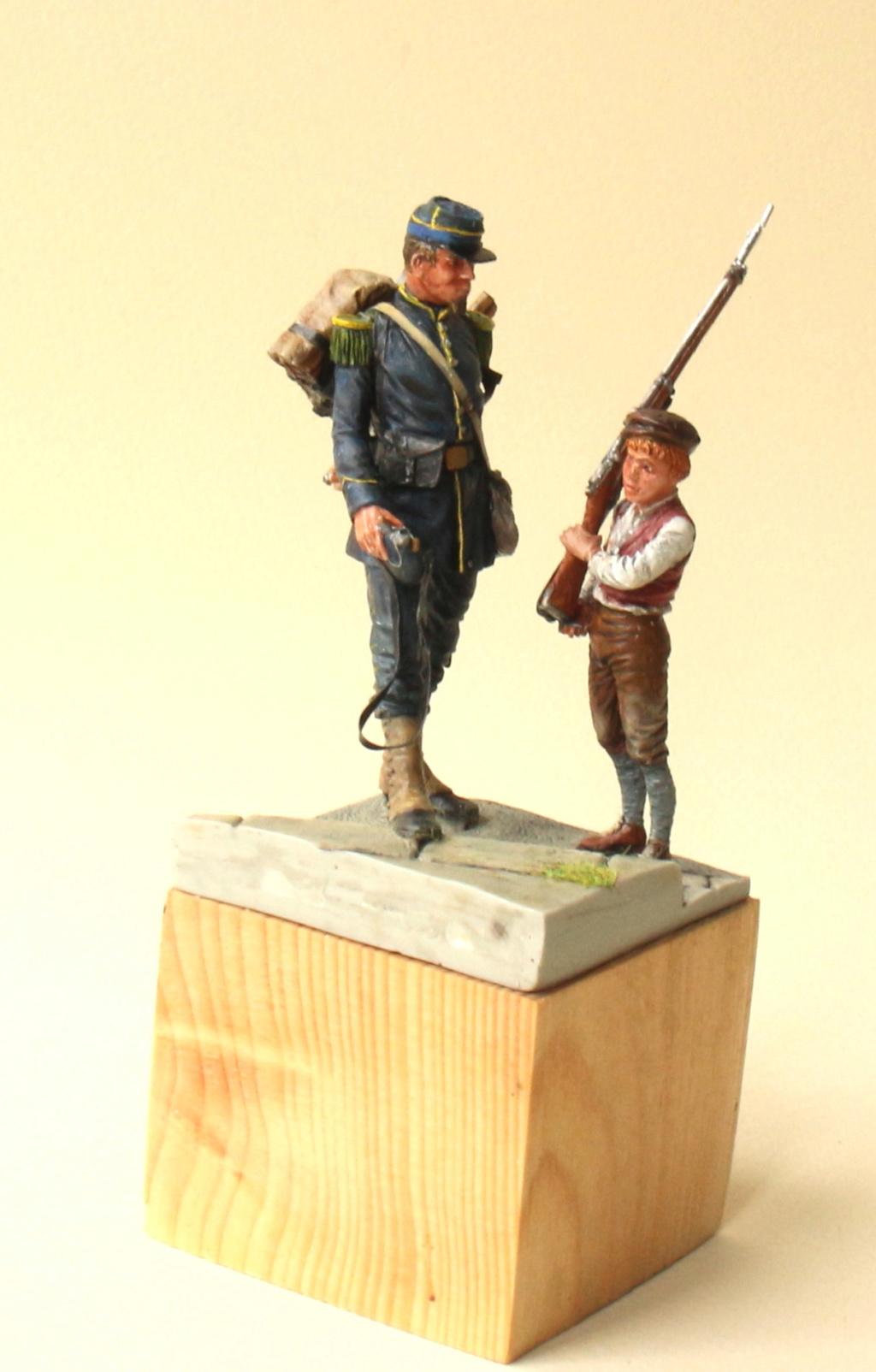Chasseur à pied 1870 (gagné au dernier concours du forum) Chasse14
