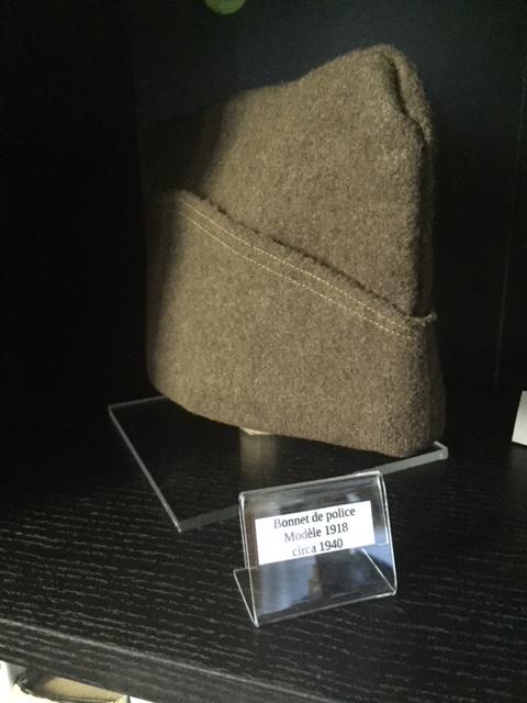 Dénomination exacte bonnet de police belge Img_1410