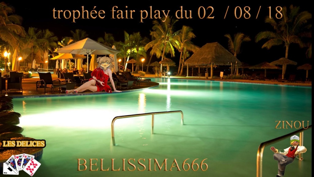 FAIRPLAY DU 2 AOUT 2018 Bellis12