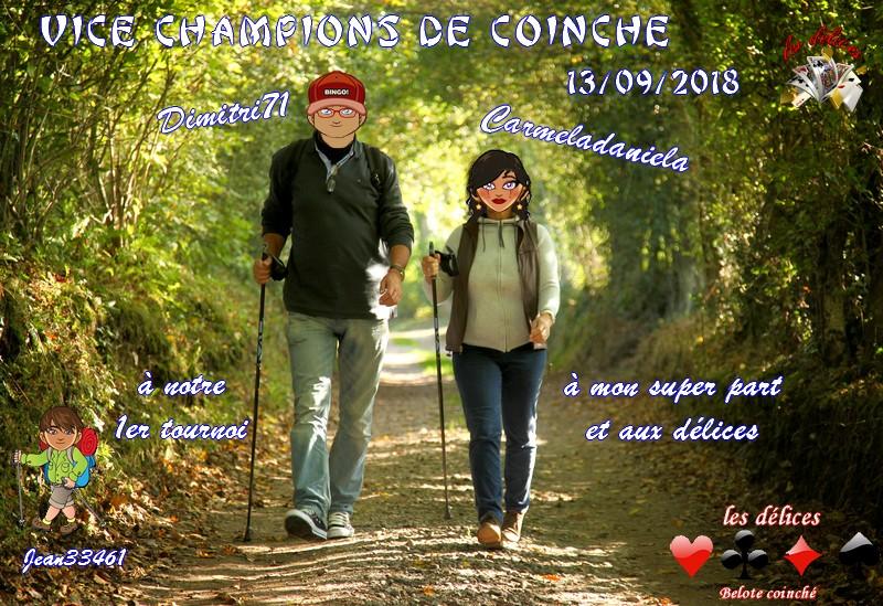 TROPHEES DE COINCHE DU 13 SEPTEMBRE 2018 Carmel11