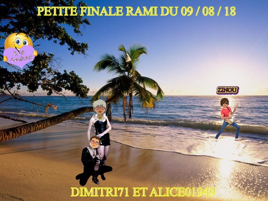 TROPHEES DE RAMI DU 09 AOUT 2018 Dimitr10