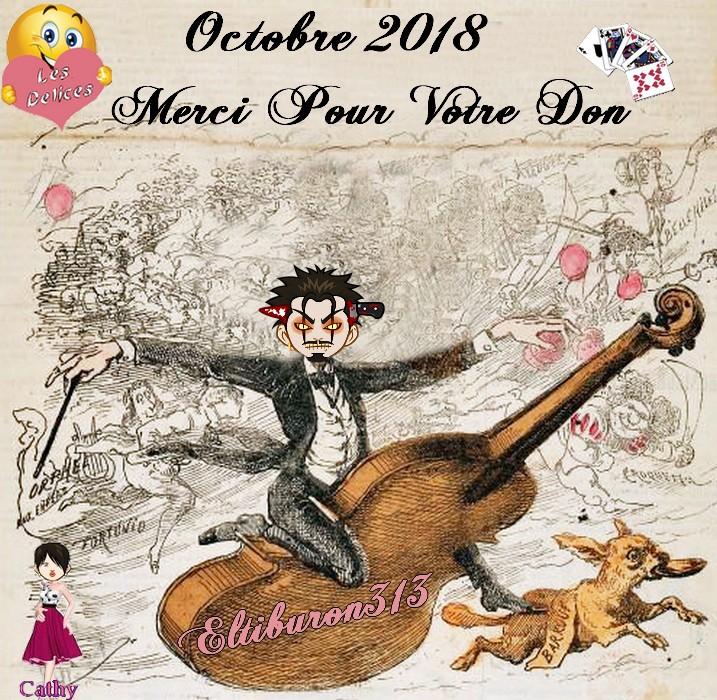 TROPHEES DONATEURS DU MOIS D'OCTOBRE 2018 Eltibu16