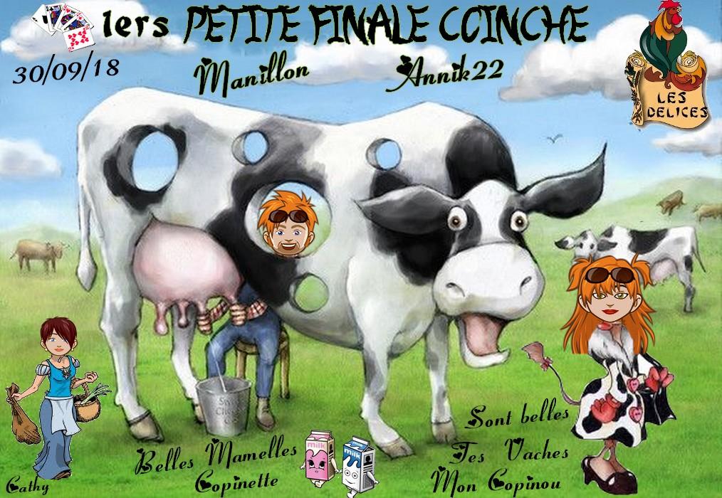 TROPHEES DE COINCHE  DU 30 SEPTEMBRE 2018 Manill10