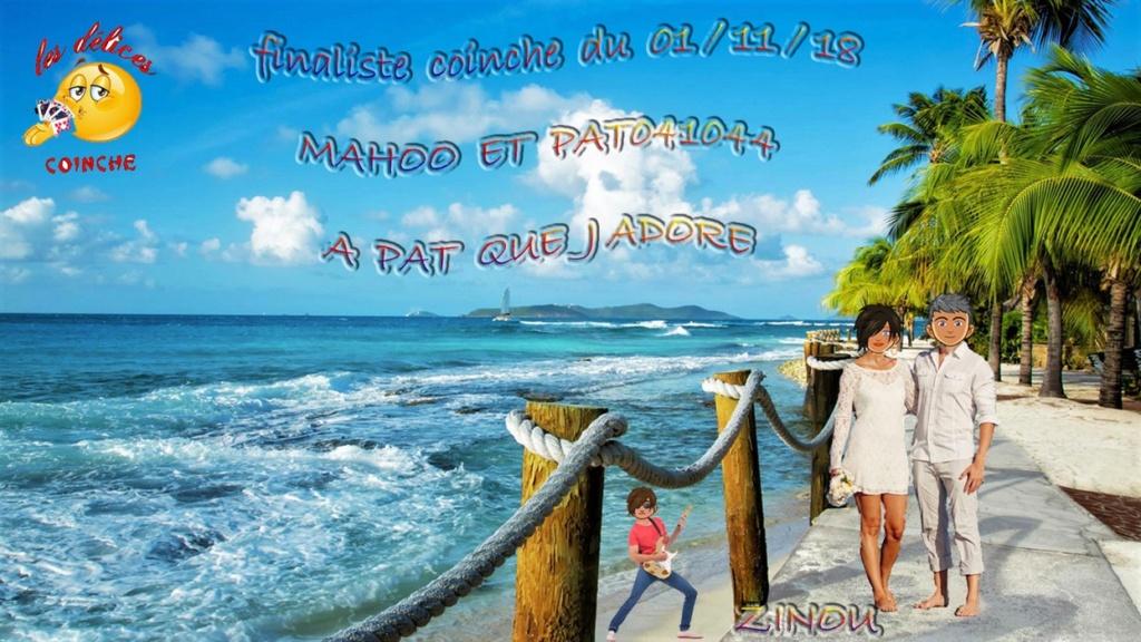 TROPHEES DE COINCHE DU 1er NOVEMBRE 2018 Patttt10