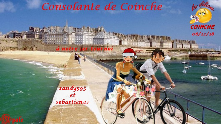 TROPHEES DE COINCHE  DU 6 DECEMBRE 2018  Sandy510