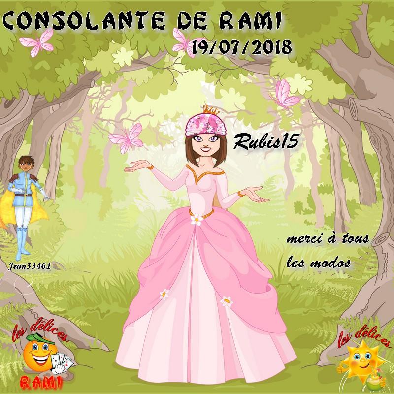 TROPHEES DE RAMI DU 19 JUILLET 2018 Trophe44