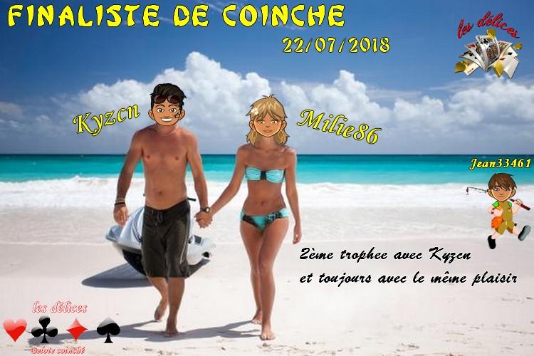 TROPHEES DE COINCHE DU 22 JUILLET 2018 Trophe45
