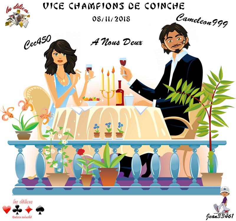 TROPHEES DE COINCHE DU 8 NOVEMBRE 2018 Trophe91