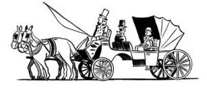 STREET VIEW : Les carrosses, les calèches dans le monde - Page 2 Calech13