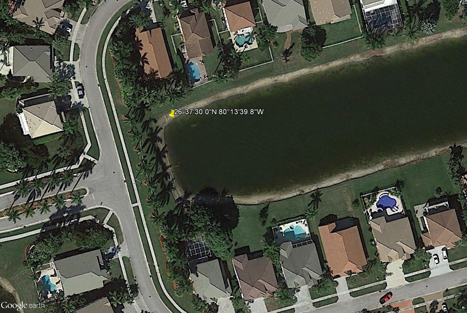 L'actualité vue par TSGE et ... Goolge Earth !  :) - Page 25 Florid11