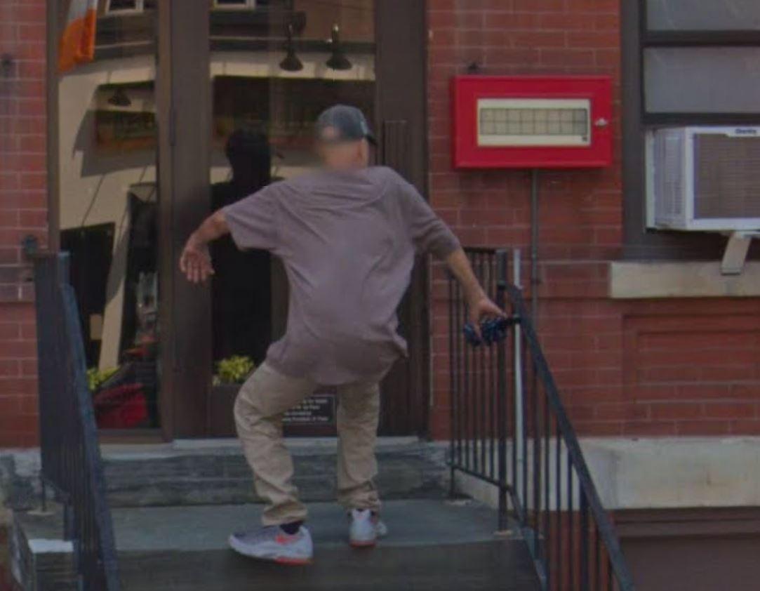 STREET VIEW - Danger ??? New-York Glm_ho10
