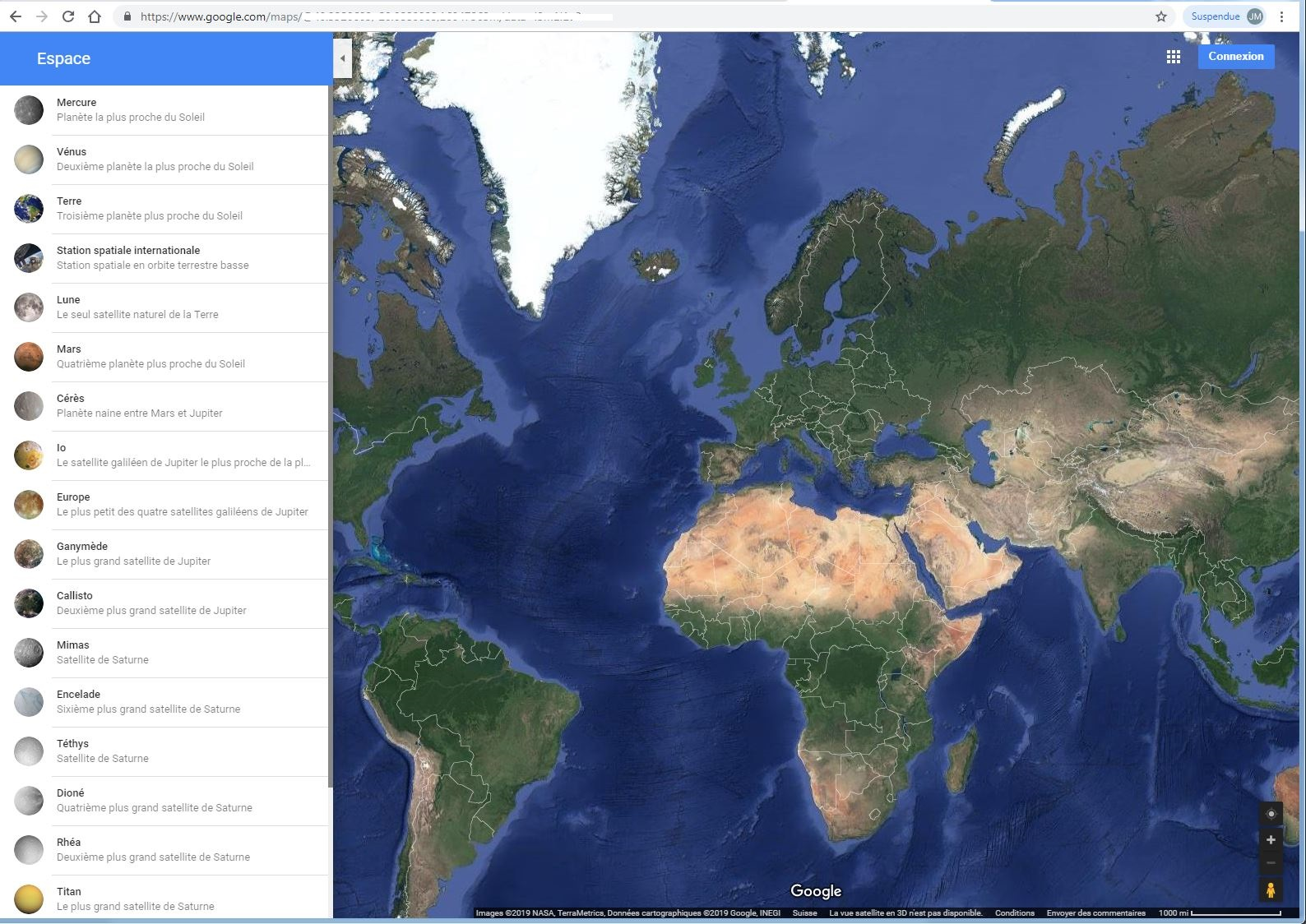 [résolu] Décalage du tracé Google Earth Google11