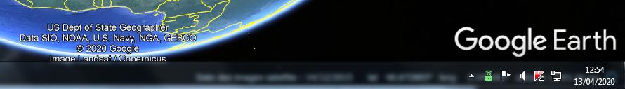 [résolu] Perte des coordonnées et altitudes dans Google Earth Jdnlhs10