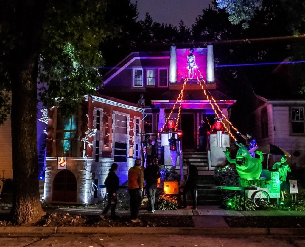 Maison Halloween - Milwaukee - Wiskonsin Maison10