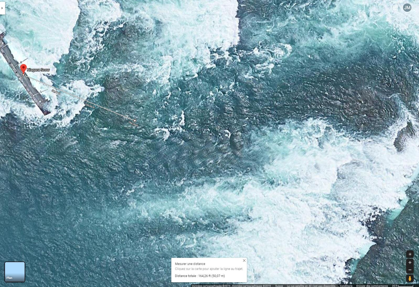 STREET VIEW : les cartes postales de Google Earth [le forum] - Page 2 Niagar10