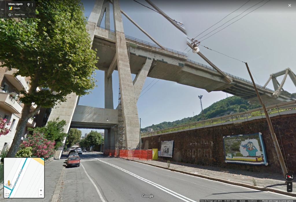[Bientôt visible sur Google Earth] - Le pont Morandi, Gênes Pont_m11