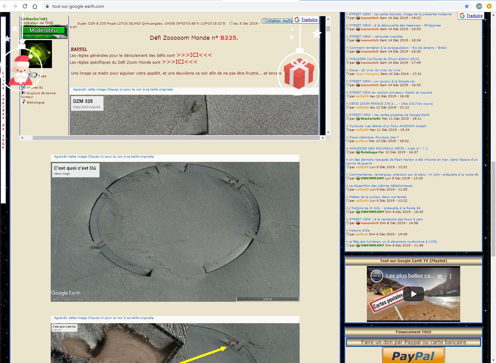 Problème d'affichage du portail Portai10