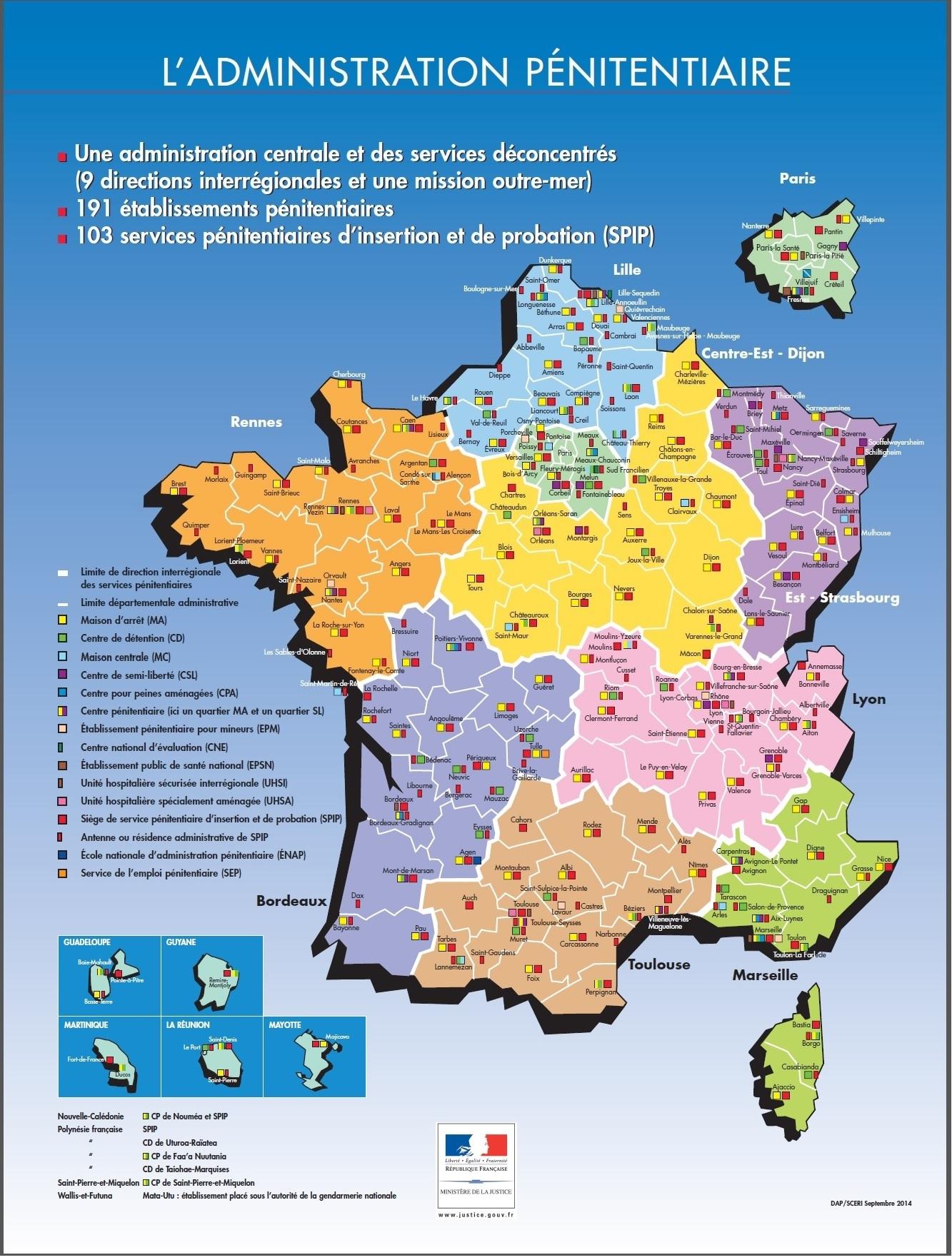 KMZ des prisons françaises - Page 2 Prison10