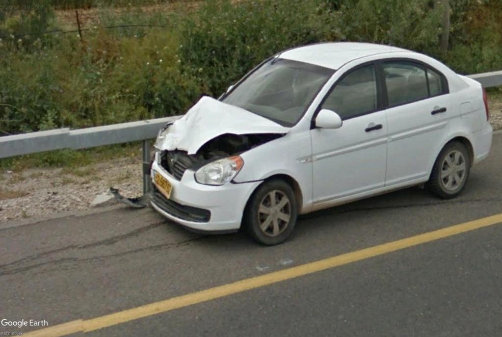 STREET VIEW : les accidents de circulation - Page 4 Qiryat10
