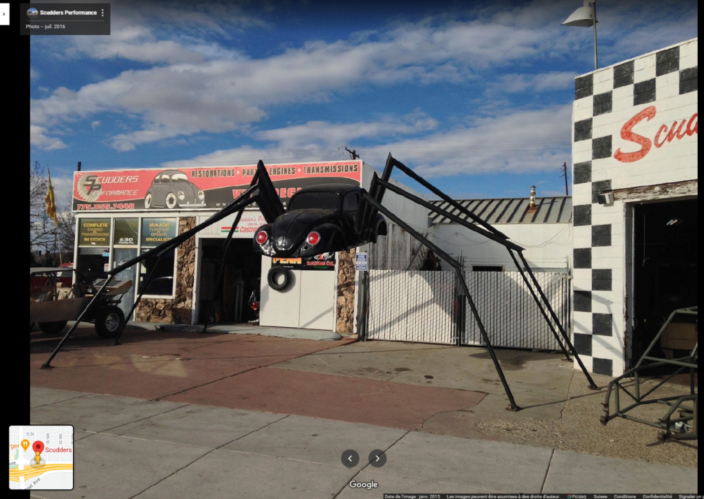 La New Beetle VW à Sparks - Nevada - USA Scudde10