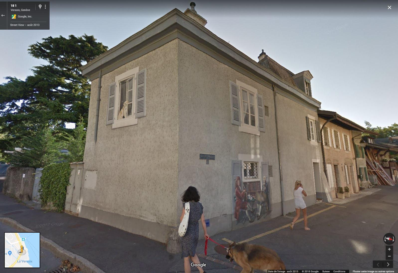 STREET VIEW : les fresques murales - MONDE (hors France) - Page 8 Versoi11