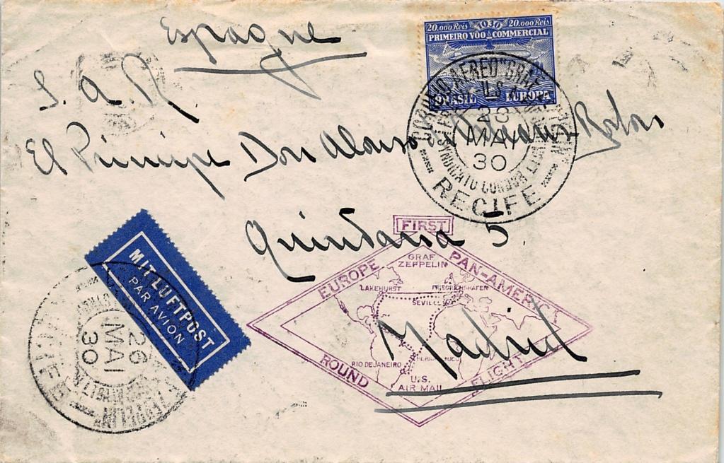 Südamerikafahrt 1930, Post nach Sevilla - Seite 3 Orlean11