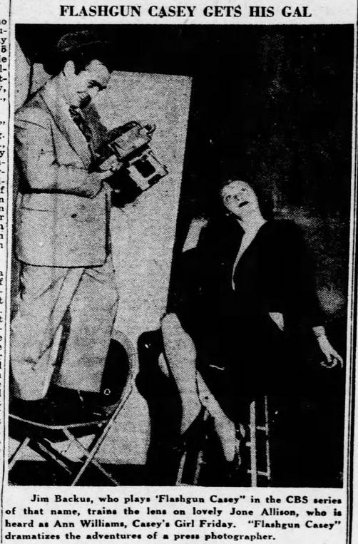 Casey, Crime Photographer 1943-039