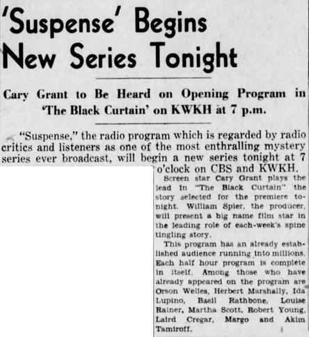Suspense Upgrades 1943-115