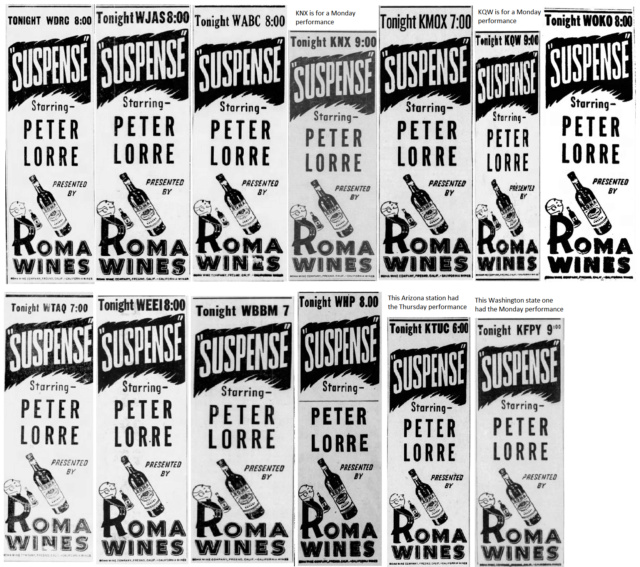Suspense Upgrades 1943-120