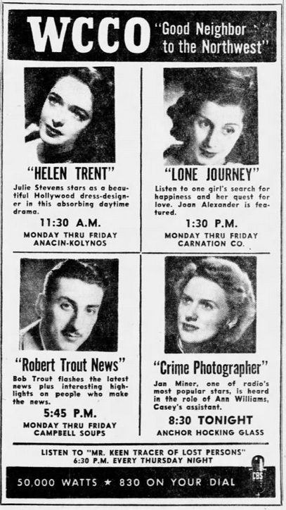 Casey, Crime Photographer - Page 2 1947-069