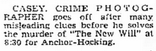 Casey, Crime Photographer - Page 5 1947-196