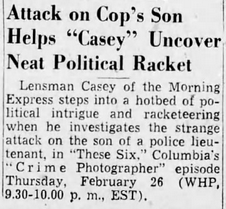 Casey, Crime Photographer - Page 5 1948-141