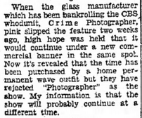 Casey, Crime Photographer - Page 6 1948-166