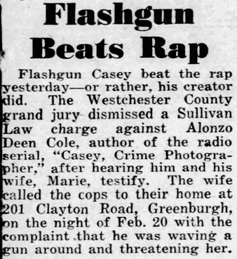 Casey, Crime Photographer - Page 6 1949-156