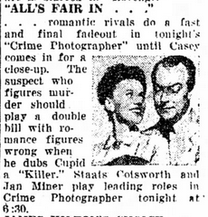 Casey, Crime Photographer - Page 6 1949-161