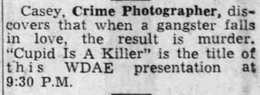 Casey, Crime Photographer - Page 6 1949-162