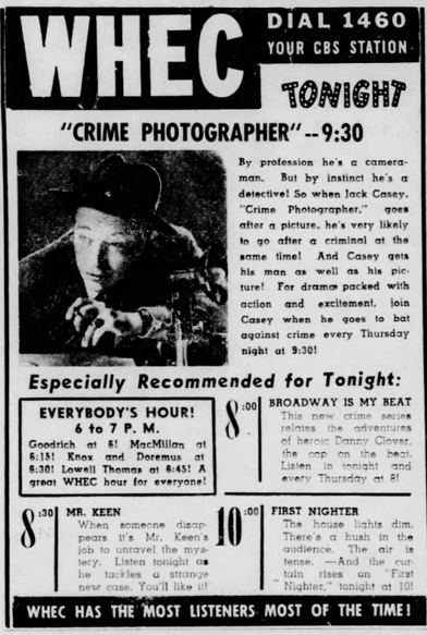 Casey, Crime Photographer - Page 6 1949-170