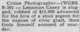 Casey, Crime Photographer - Page 6 1949-172
