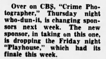 Casey, Crime Photographer - Page 6 1949-176