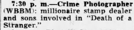 Casey, Crime Photographer - Page 6 1949-179