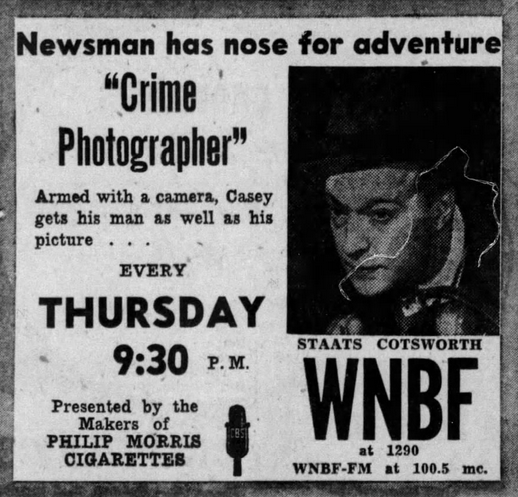 Casey, Crime Photographer - Page 6 1949-180