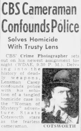 Casey, Crime Photographer - Page 7 1950-145