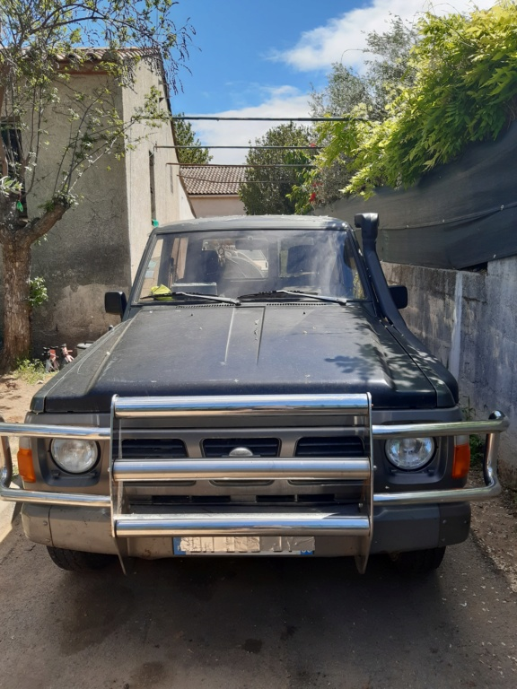 [A vendre] Nissan Patrol GR 20200510