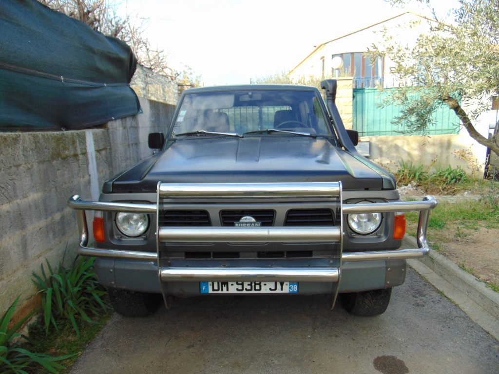 [A vendre] Vend ou échange Nissan patrol Dsc00110