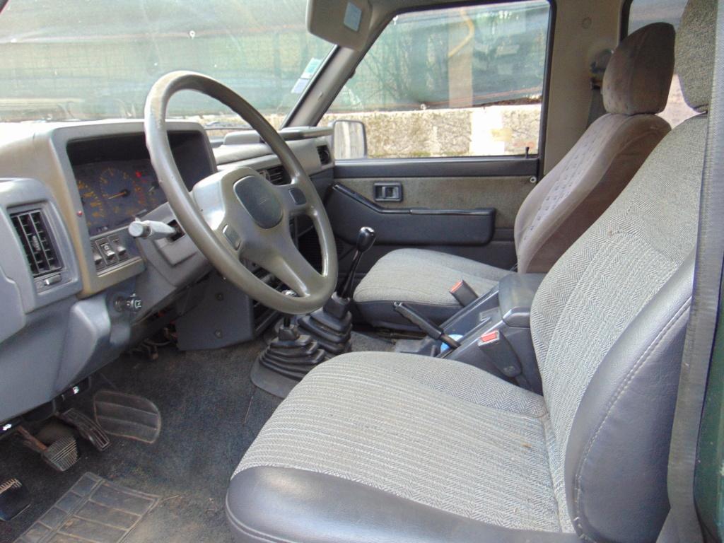 [A vendre] Vend ou échange Nissan patrol Dsc00111