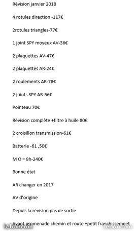 [A vendre] Quad 500 Scrambler Polaris Factur10