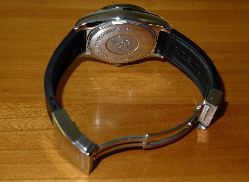Breitling - [Vendue] Breitling Galactic Unitime SleekT L1002721